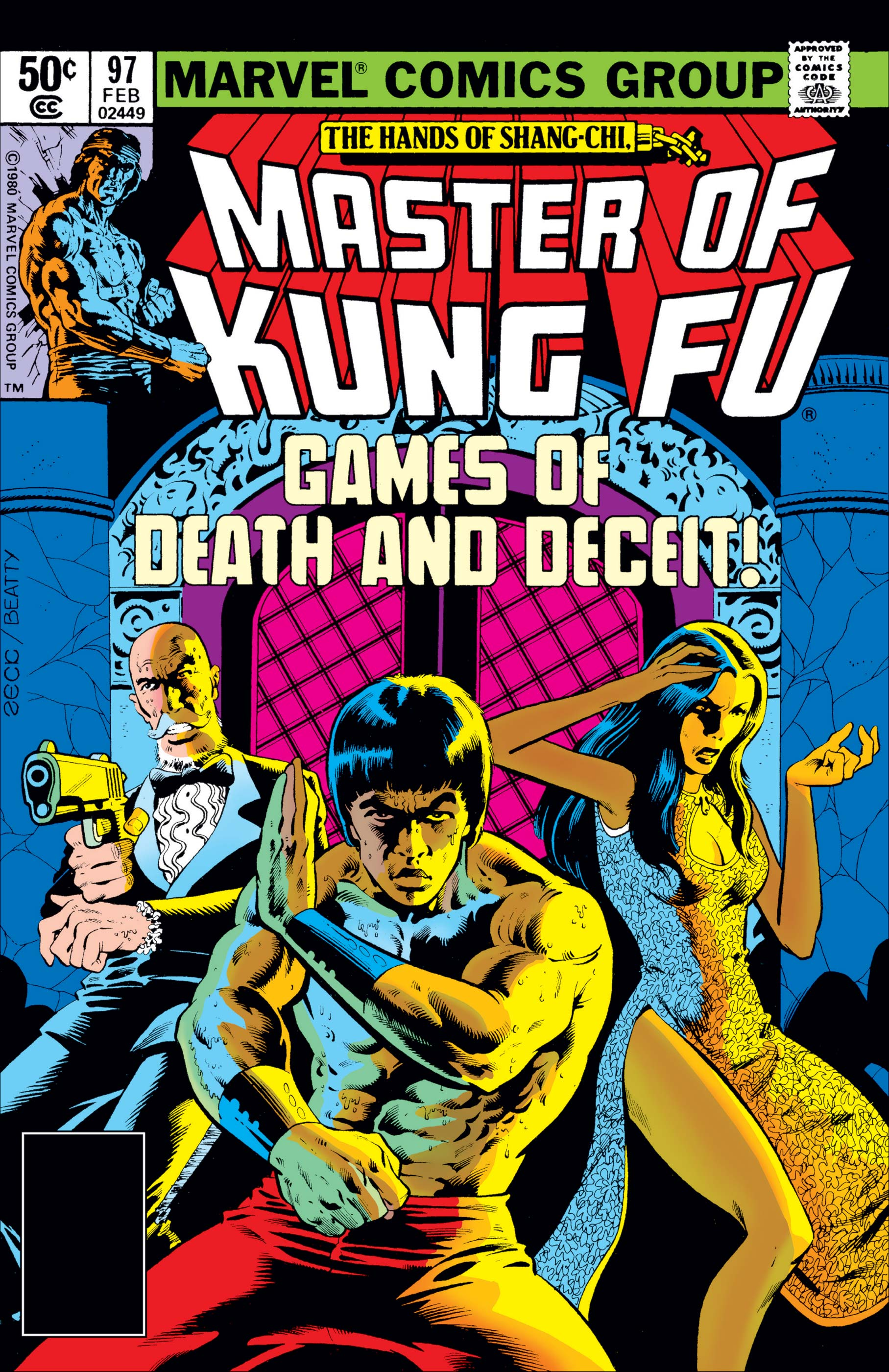 Master of Kung Fu (1974) #97