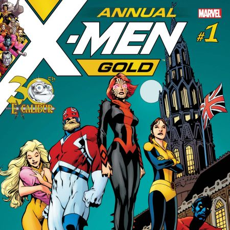 X-Men Gold Annual (2018)