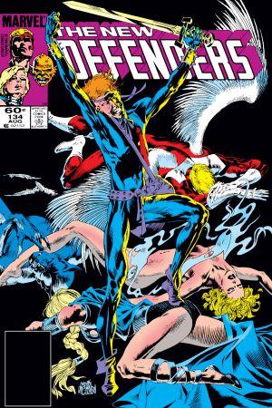 Defenders (1972) #134