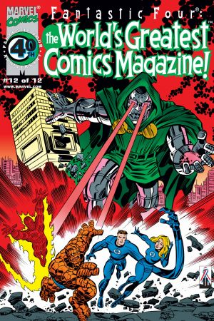 Fantastic Four: World's Greatest Comics Magazine #12