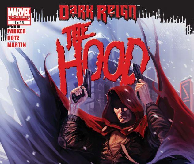 DARK REIGN: THE HOOD (2009) #1