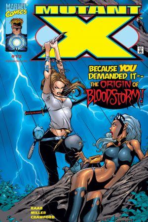Mutant X #13