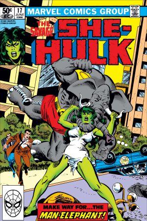 Savage She-Hulk (1980) #17