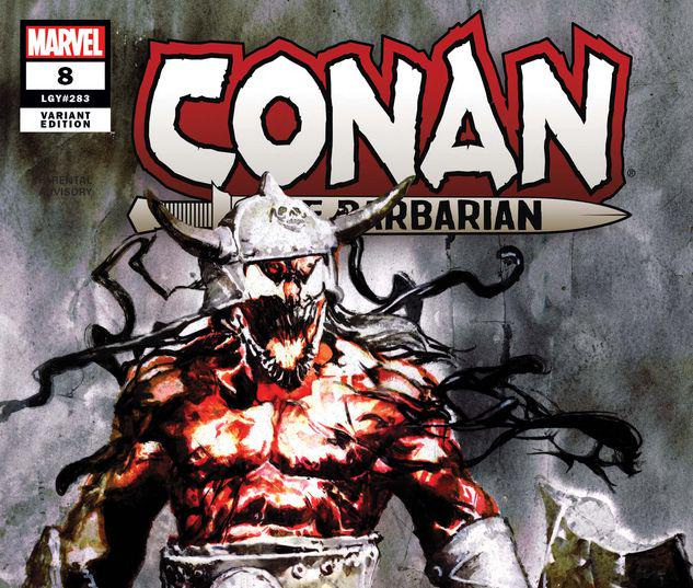 Conan the Barbarian #8