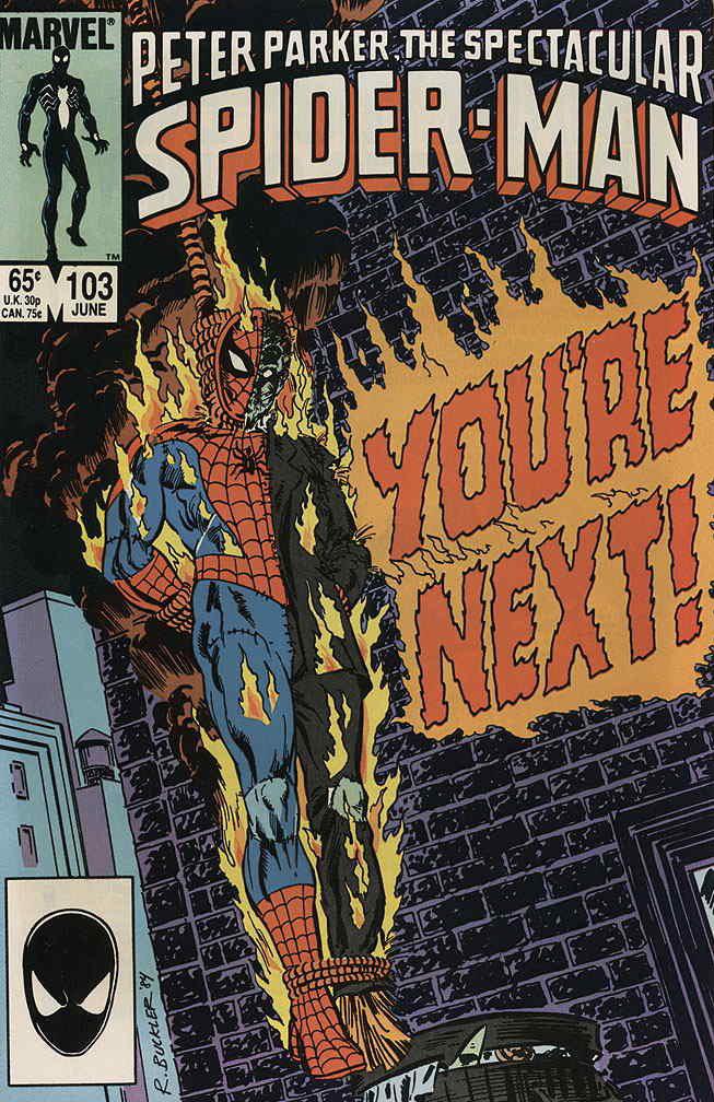 Peter Parker, the Spectacular Spider-Man (1976) #103