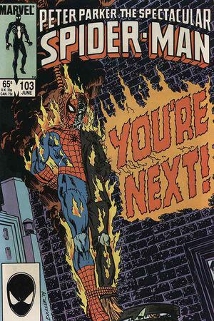 Peter Parker, the Spectacular Spider-Man (1976) #103