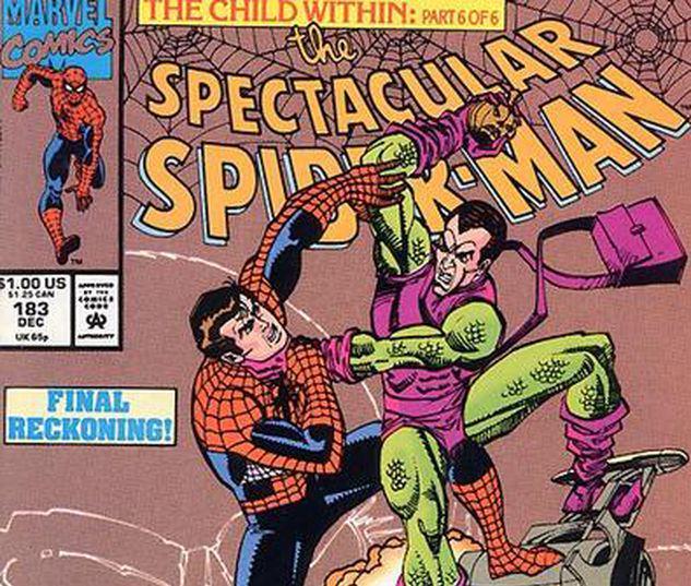 Spectacular Spider-Man #183