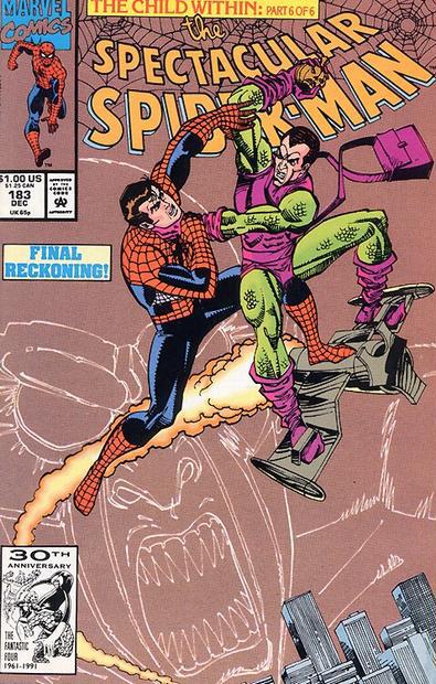 Peter Parker, the Spectacular Spider-Man (1976) #183