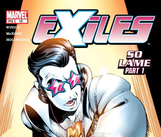 EXILES (2001) #18