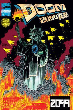 Doom 2099 #31
