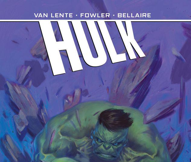 HULK: INCREDIBLE ORIGINS TPB #1