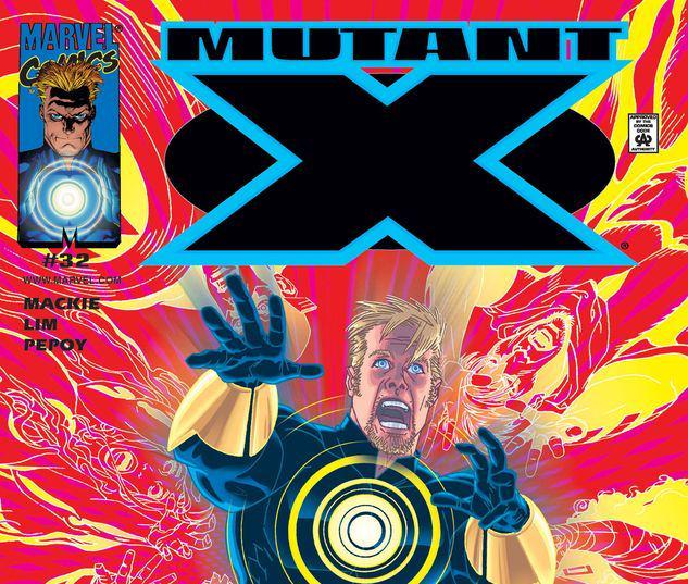 Mutant X #32