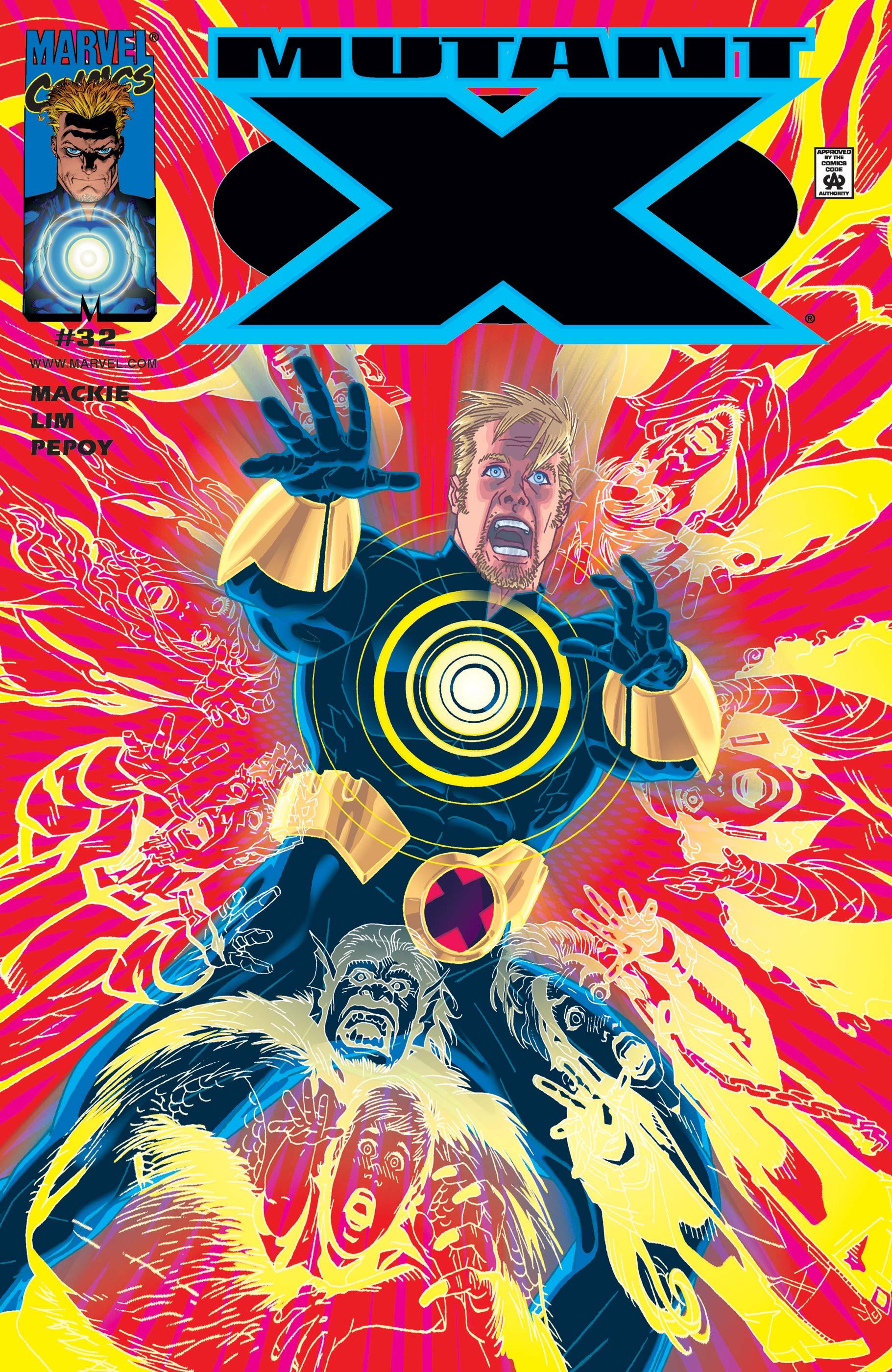 Mutant X (1998) #32