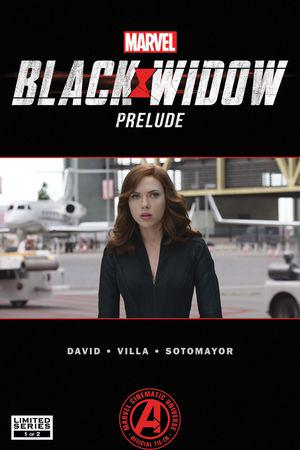 Marvel's Black Widow Prelude #1