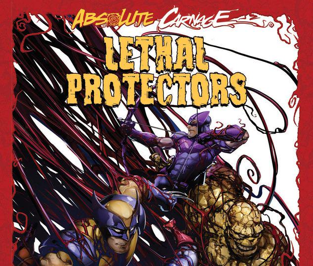 ABSOLUTE CARNAGE: LETHAL PROTECTORS TPB #1