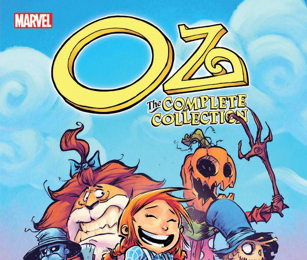 OZ: THE COMPLETE COLLECTION - WONDERFUL WIZARD/MARVELOUS LAND GN-TPB #0