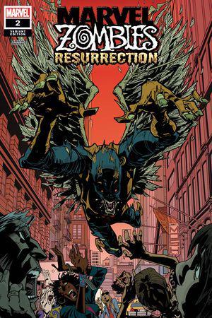 Marvel Zombies: Resurrection #2  (Variant)