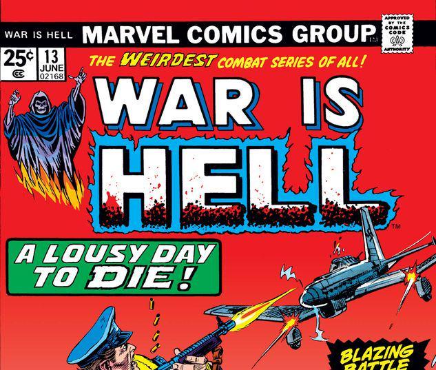 War Is Hell #13