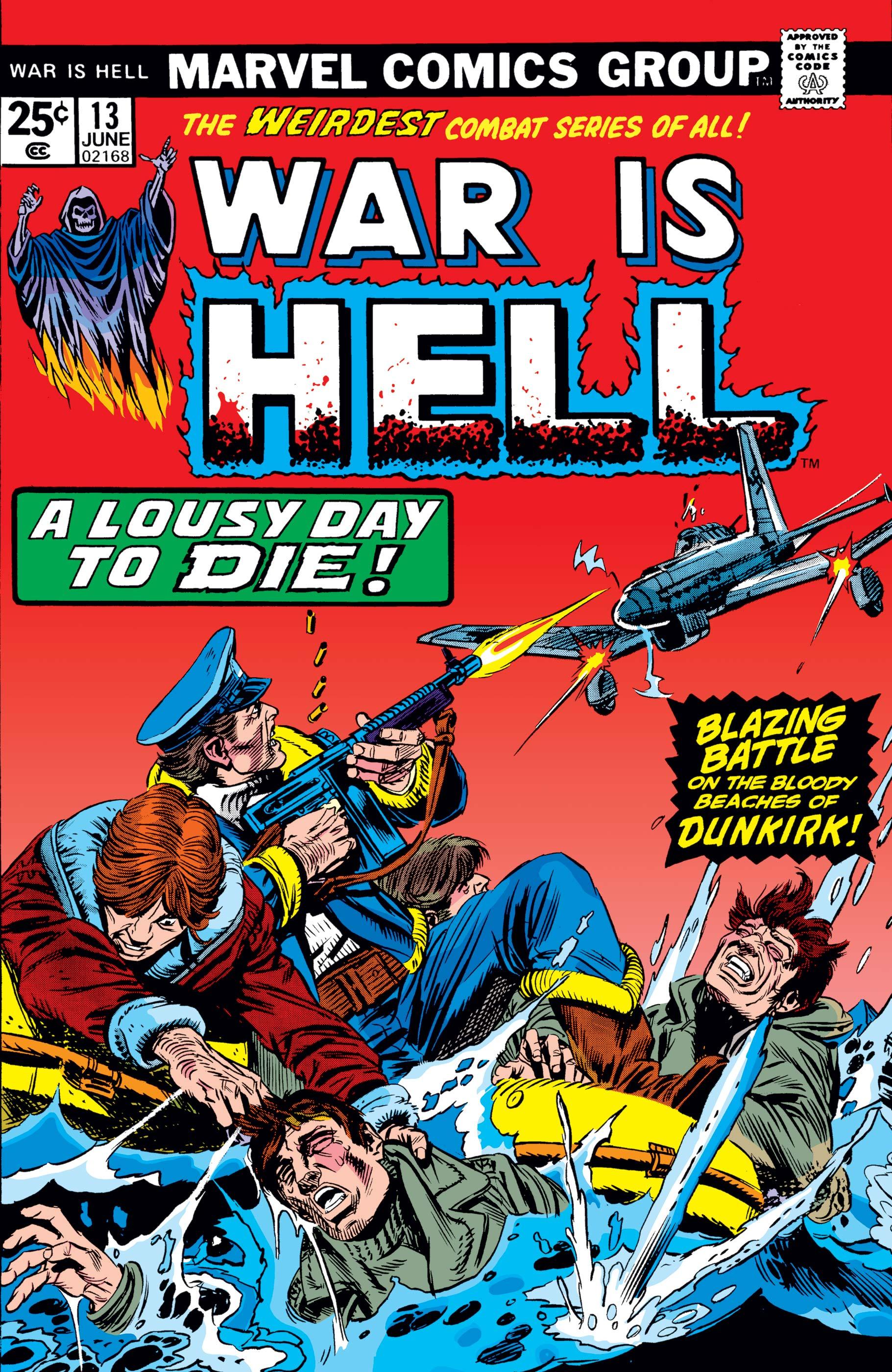 War Is Hell (1973) #13