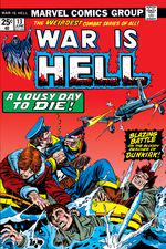 War Is Hell (1973) #13 cover