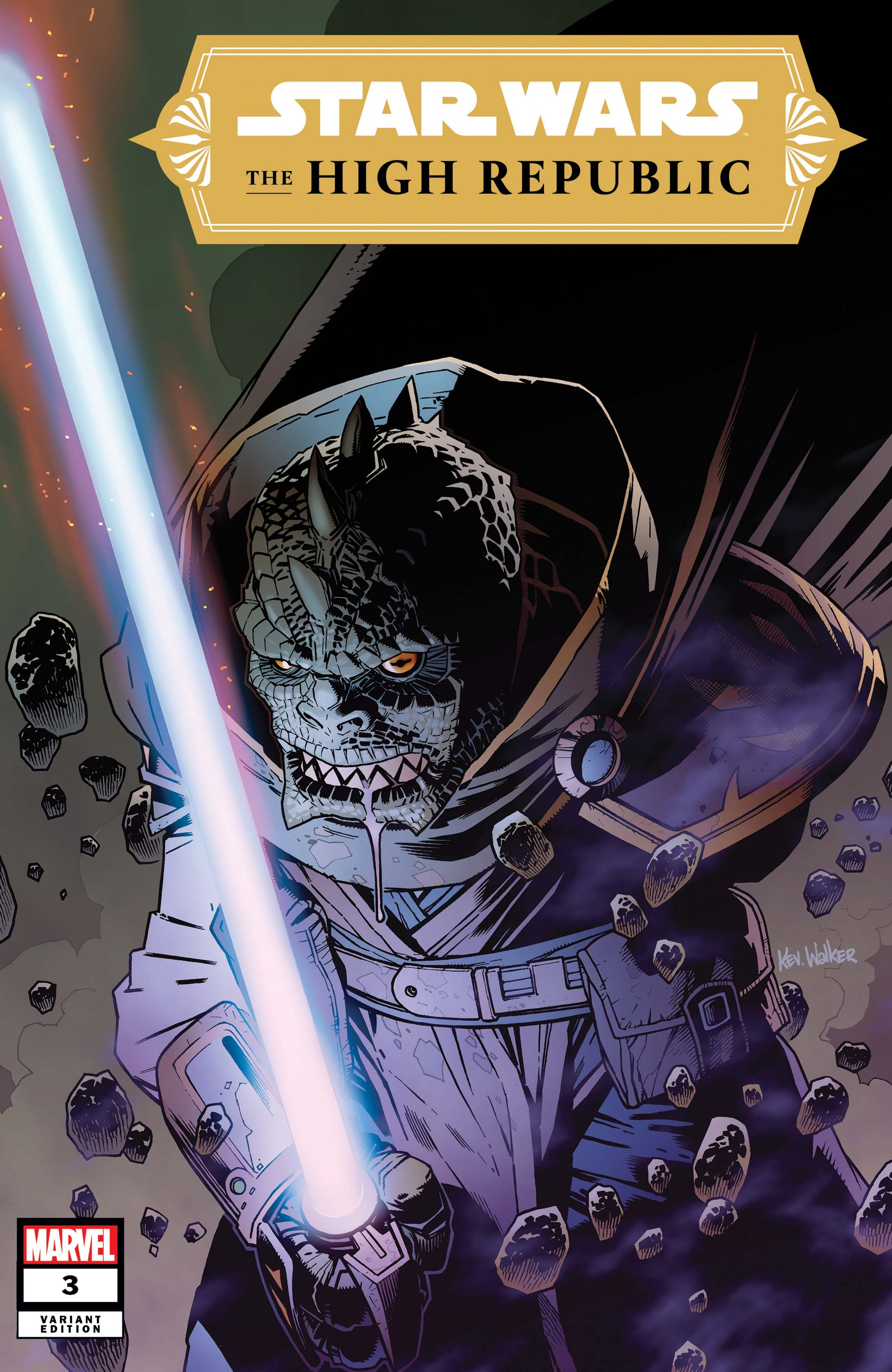 Star Wars: The High Republic (2021) #3 (Variant)