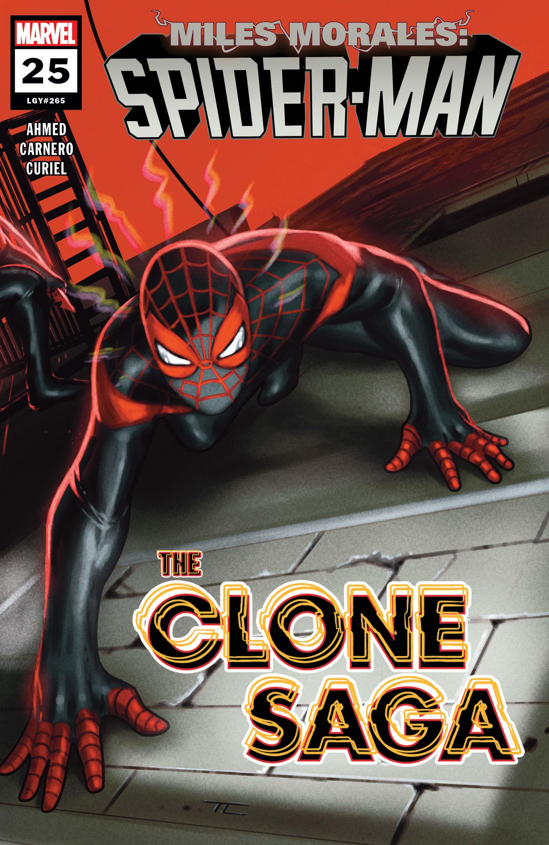 Miles Morales: Spider-Man (2018) #25
