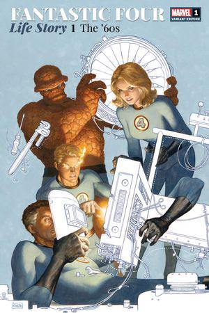 Fantastic Four: Life Story (2021) #1 (Variant)