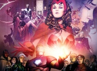 Avengers: The Childrens Crusade (2010) #1 (2ND PRINTING VARIANT)
