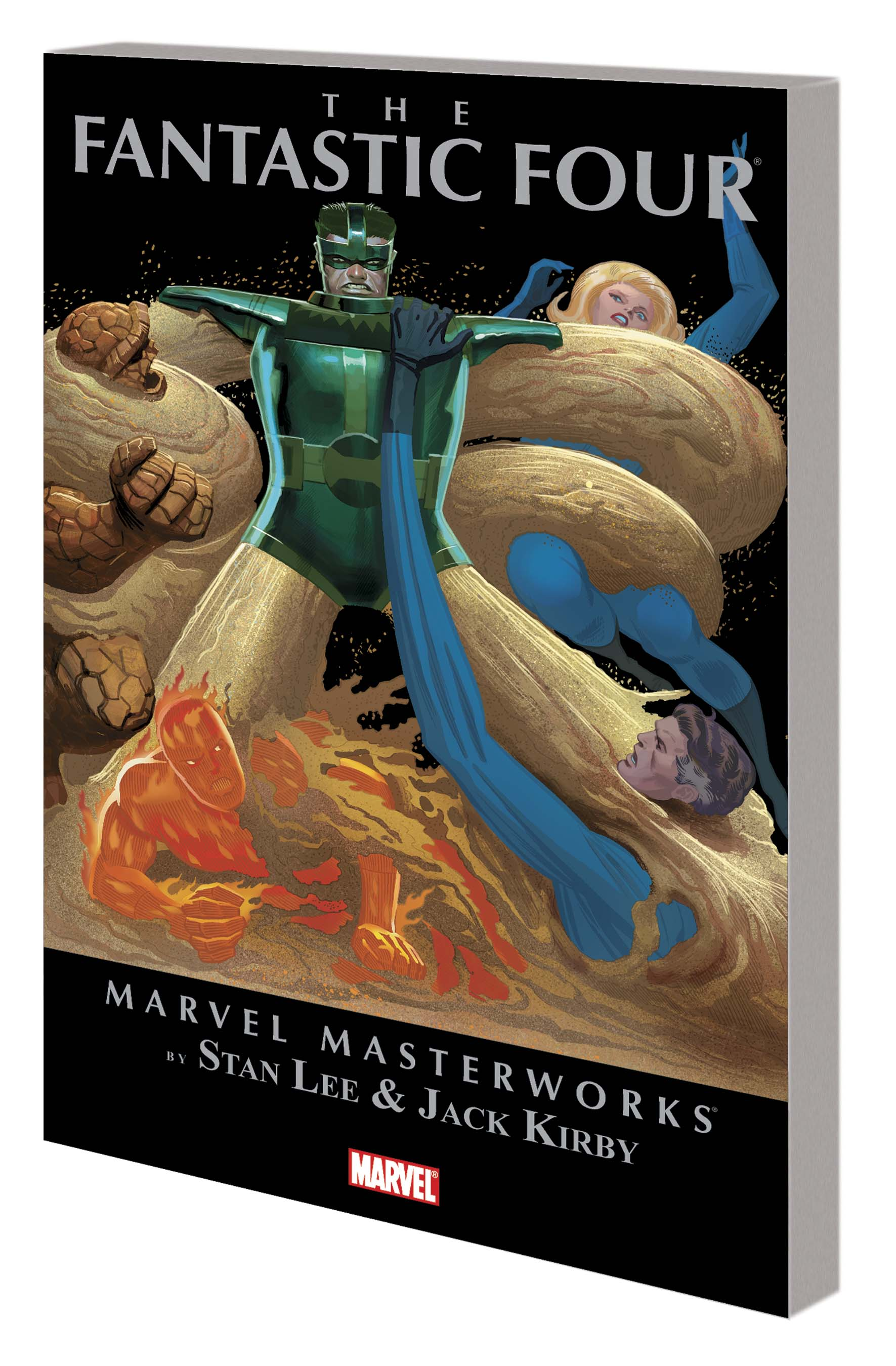 Marvel Masterworks: The Fantastic Four Vol. 7 (Trade Paperback)