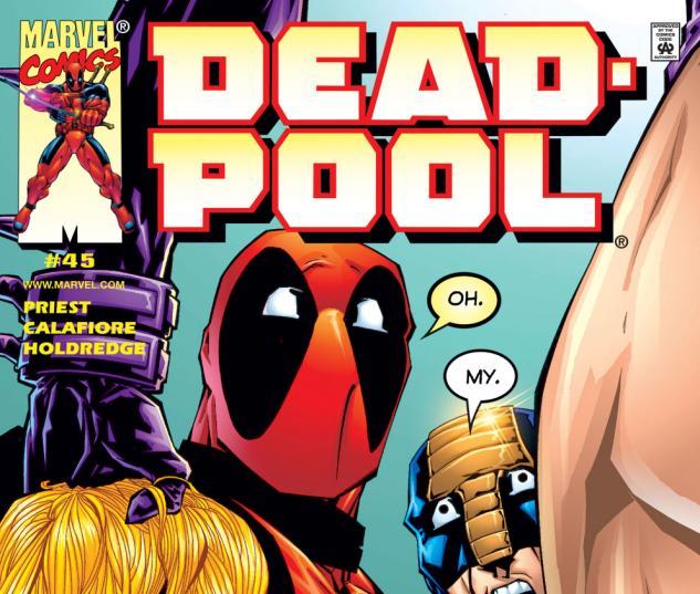 Deadpool (1997) #45