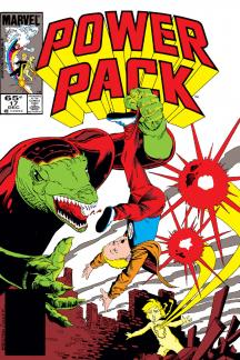 Power Pack (1984) #17