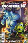 MONSTERS, INC.: THE HUMANWEEN PARTY 1