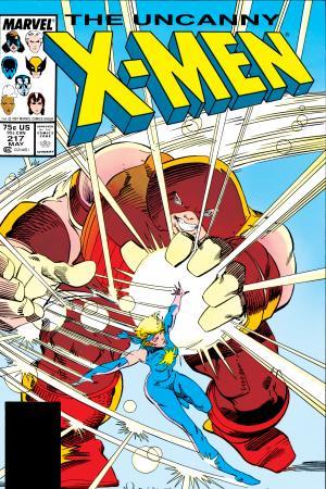 Uncanny X-Men (1963) #217