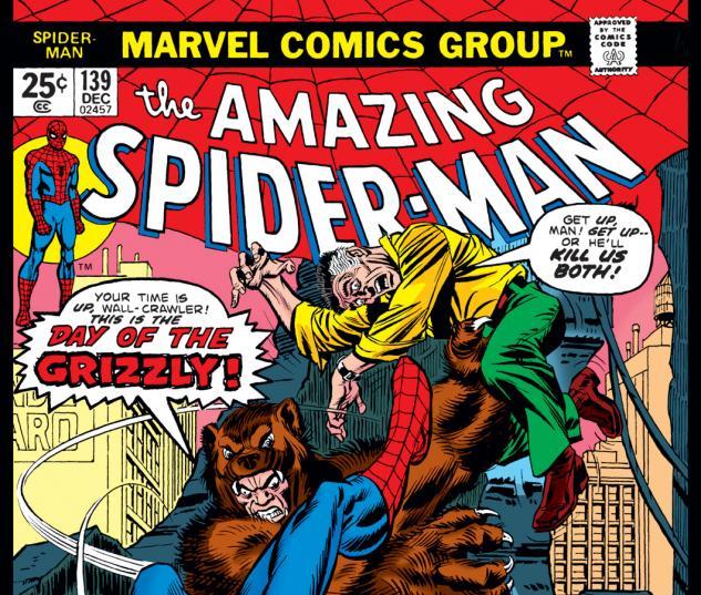 Amazing Spider-Man (1963) #139 Cover