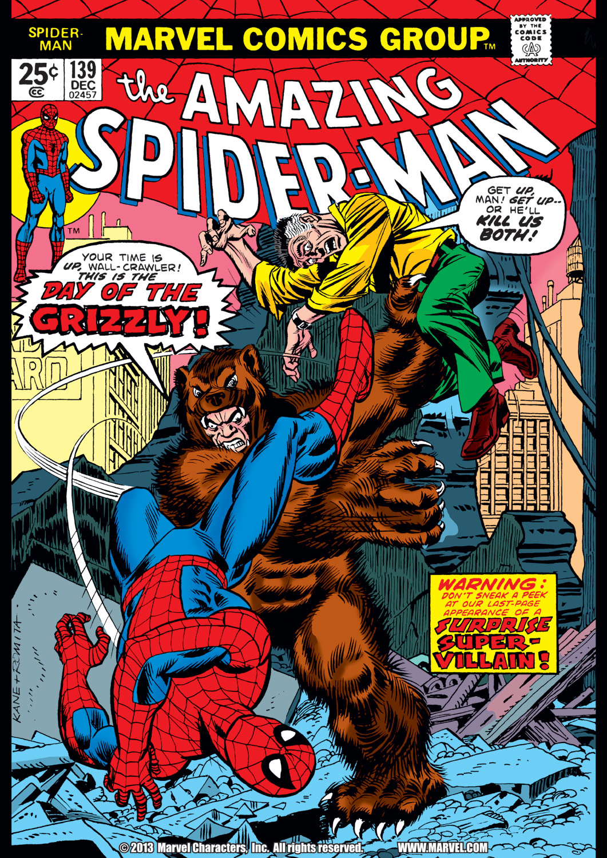 The Amazing Spider-Man (1963) #139