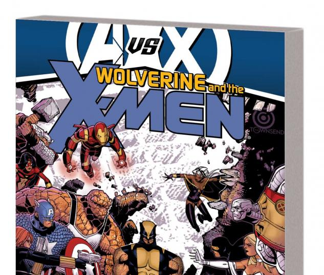 WOLVERINE & THE X-MEN BY JASON AARON VOL. 3 TPB (AVX)