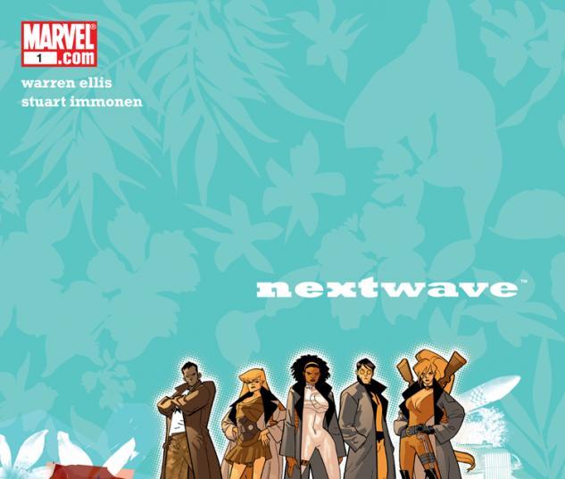 Cover: Nextwave (2006) #1
