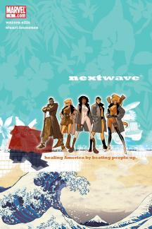 Nextwave: Agents of H.a.T.E. #1