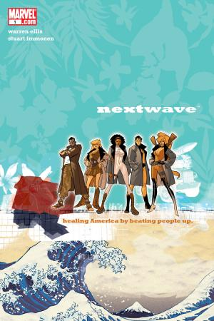 Nextwave: Agents of H.a.T.E. (2006) #1