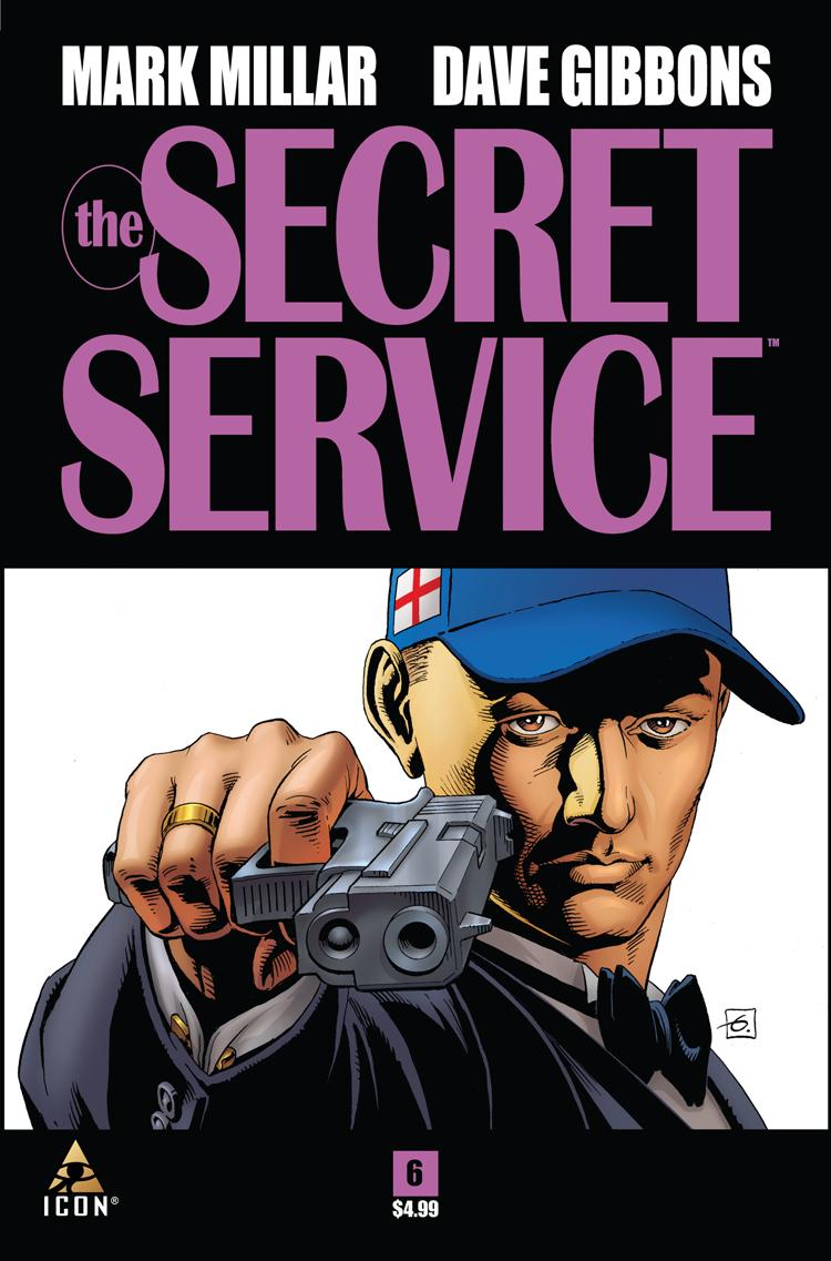 Secret Service (2012) #6