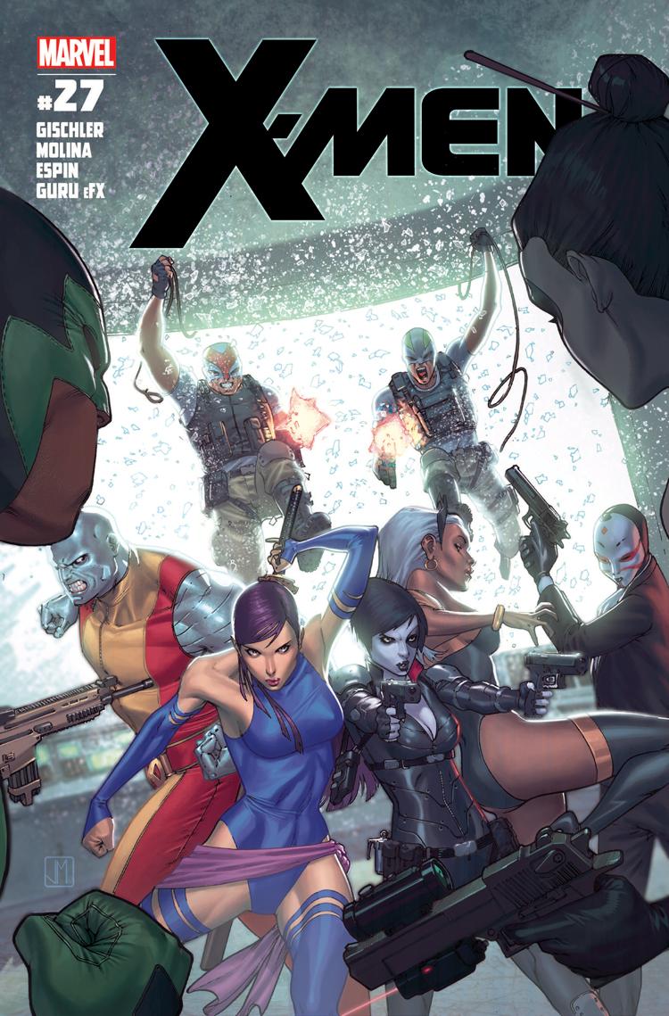 X-Men (2010) #27