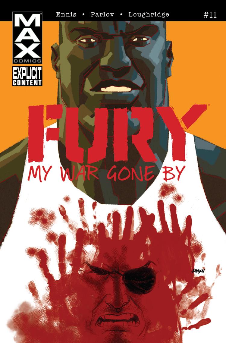 Fury Max (2011) #11