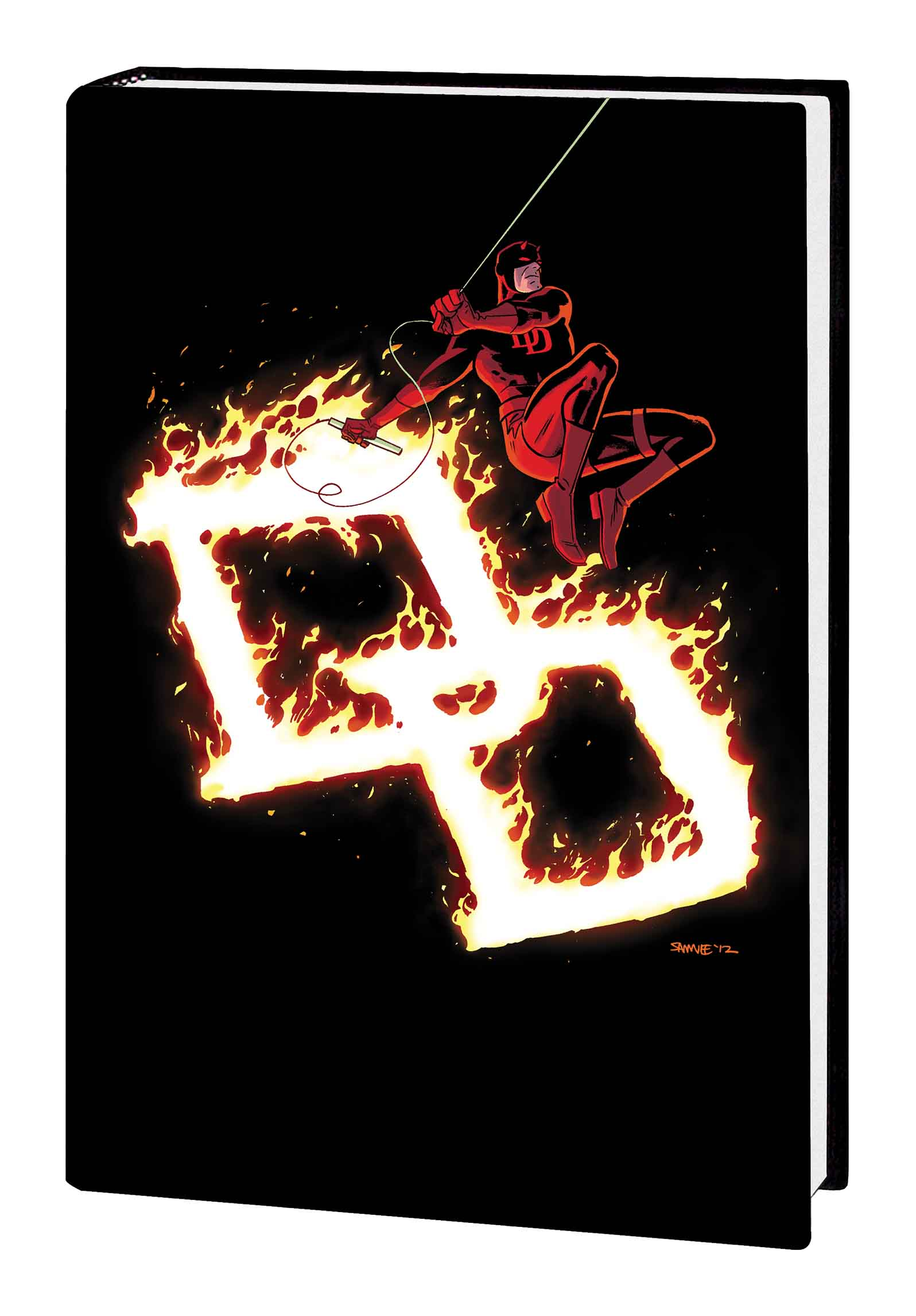 DAREDEVIL BY MARK WAID VOL. 5 PREMIERE HC (Hardcover)