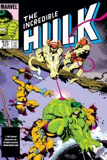 Incredible Hulk #313
