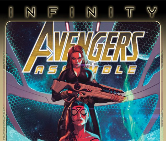 AVENGERS ASSEMBLE 19 (NOW, INF, WITH DIGITAL CODE)