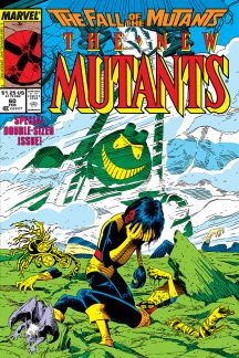 New Mutants (1983) #60
