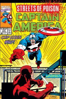 Captain America (1968) #375