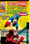 Captain America (1968) #375 Cover