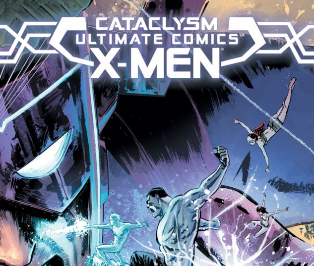 CATACLYSM: ULTIMATE X-MEN 1 HARDMAN VARIANT (WITH DIGITAL CODE)