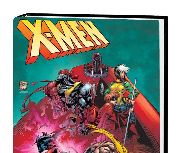X-MEN: AGE OF APOCALYPSE OMNIBUS COMPANION HC